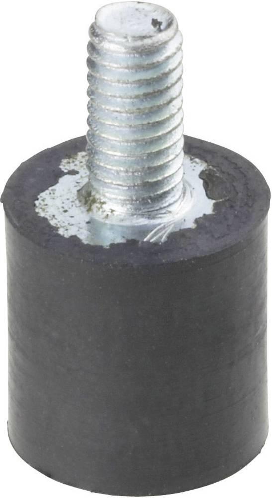 PB Fastener-Navojni ublaživač 110325, crn