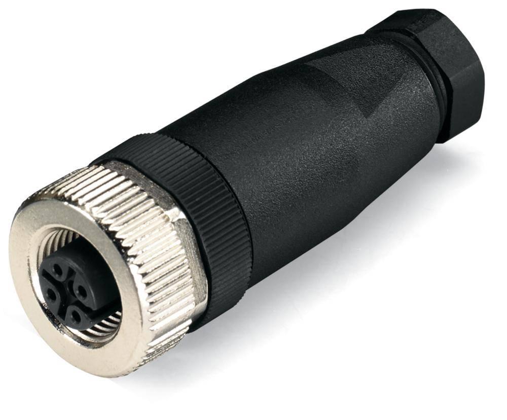 Vtični konektor za senzorski/aktuatorski kabel 756-9212/050-000 WAGO vsebuje: 5 kosov