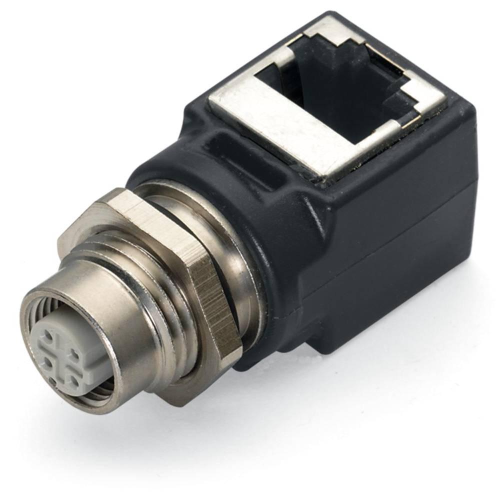 Adapterska M12 vtičnica 756-9503/040-000 WAGO vsebuje: 1 kos