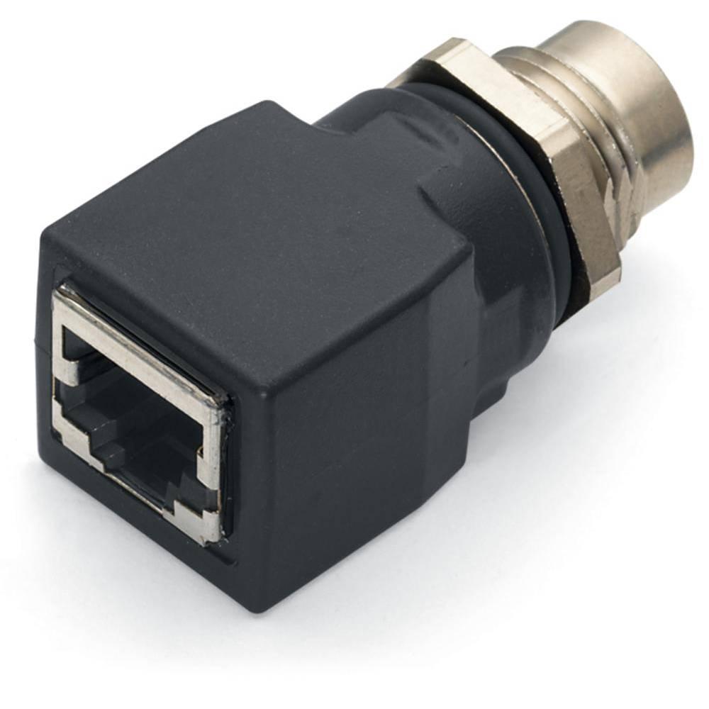 Adapterska M12 vtičnica 756-9504/040-000 WAGO vsebuje: 1 kos
