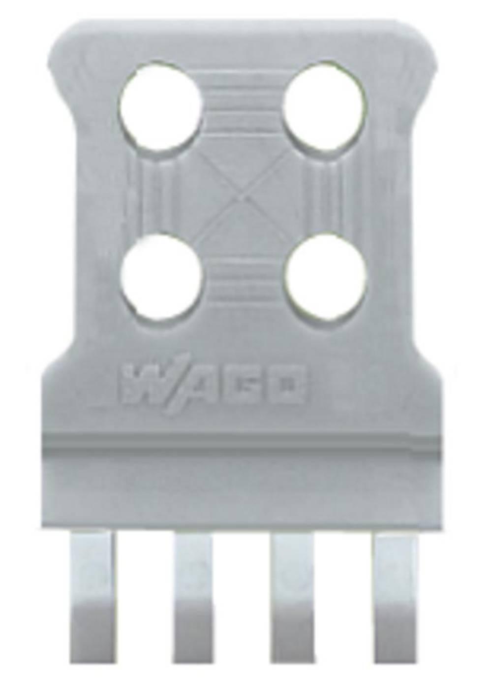 trækaflastning plade WAGO 100 stk