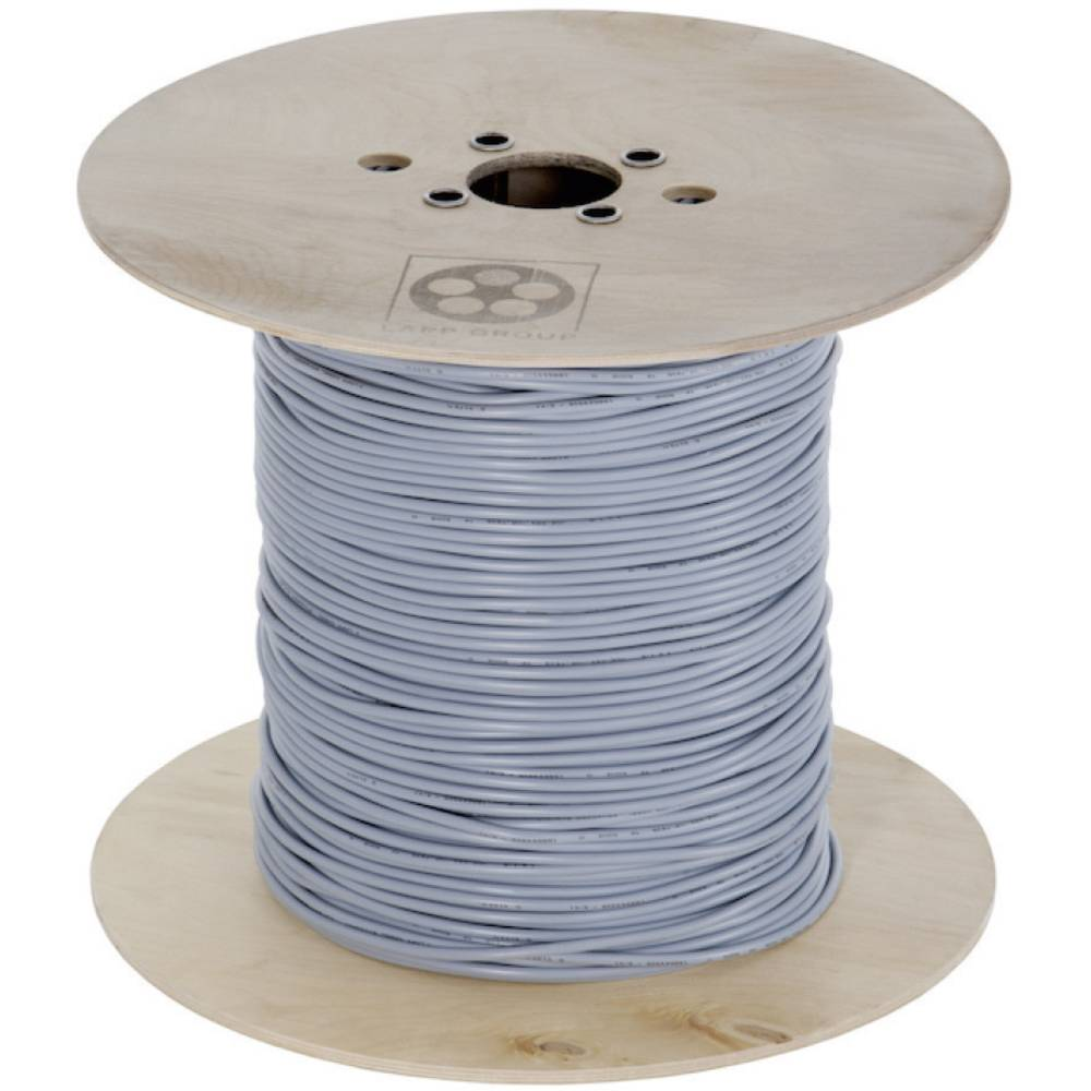 Lappkabel Lflex Smart 108 Control Cable 2 X 150 Mm Grey 19020099 Speaker Wiring Sold By The Metre
