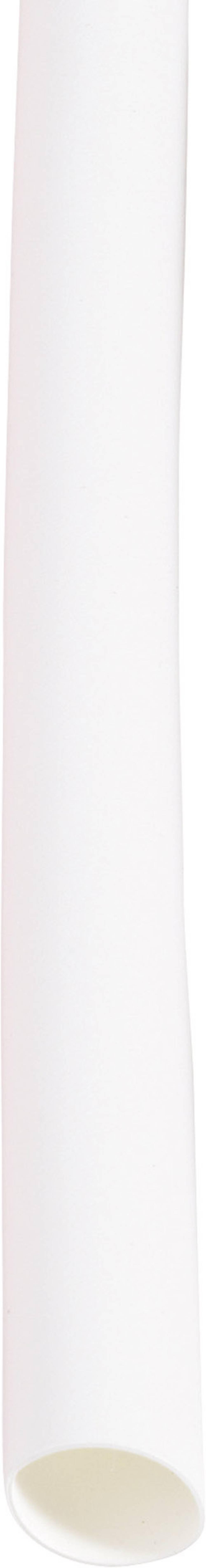 Tankostjenkasta skupljajuća cijev Deray-H prije/nakon skupljanja: 4.8 mm/2.4 mm, omjer skupljanja 2 : 1 bijela