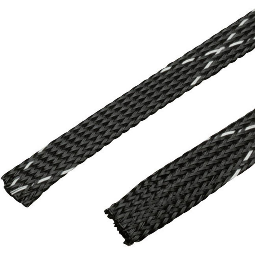 Prepletene cev SE-serije, črna, SE125PFR-TR0 Panduit