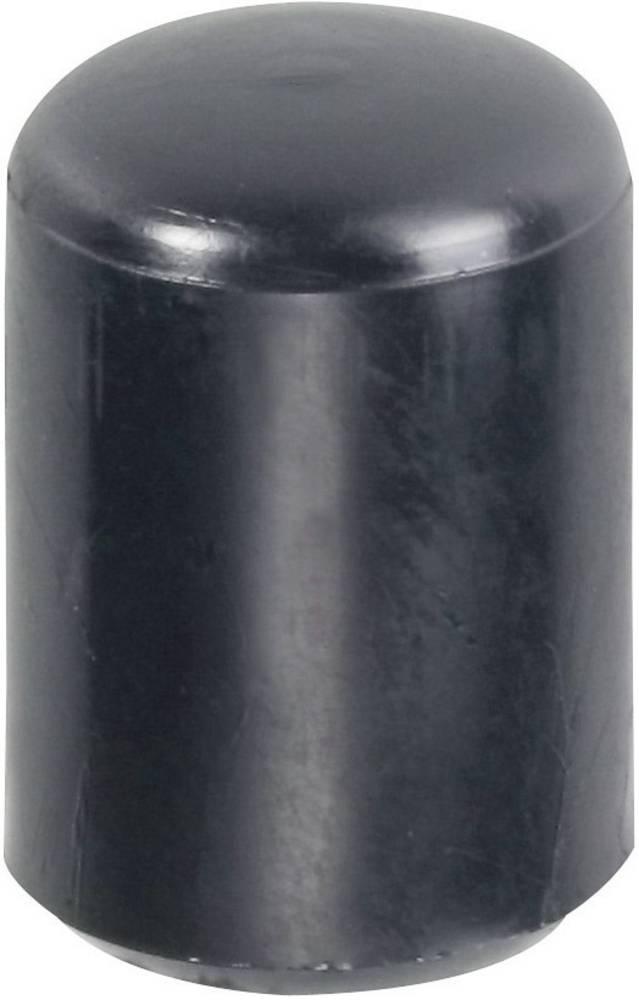 Zaštitni poklopac, promjer (maks.) 5 mm polietilen crne boje PB Fastener 009 0050 220 03 1 kom