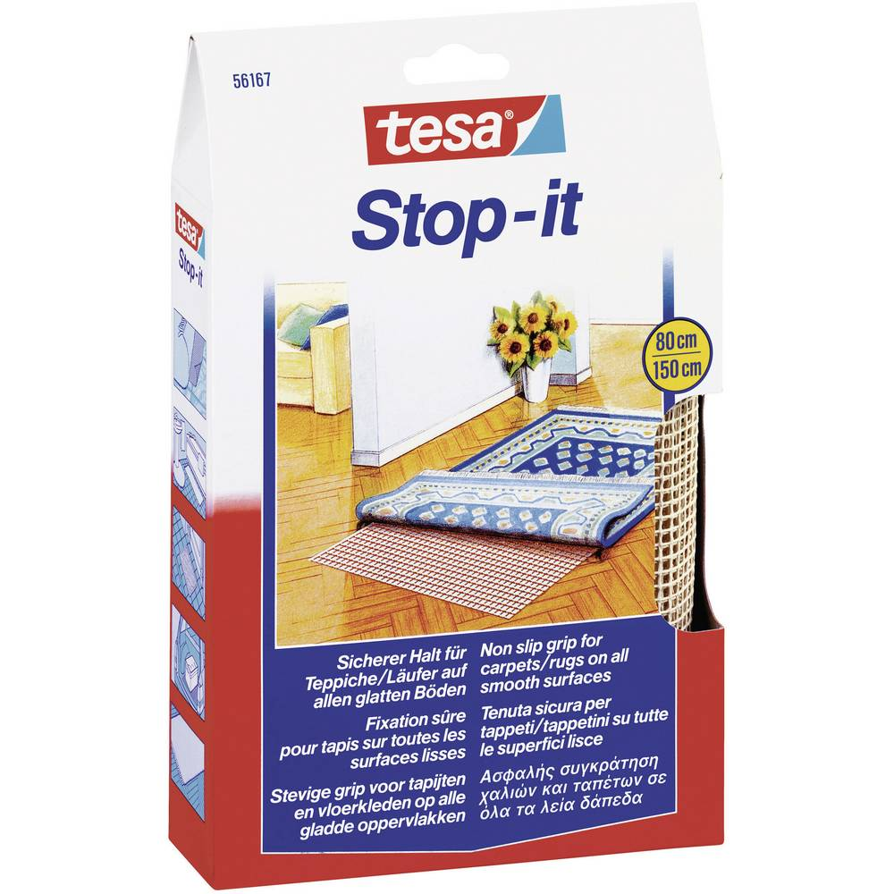 Protizdrsna podloga Tesa Stop-it 56167-0, (D x Š) 150 cm x 80 cm
