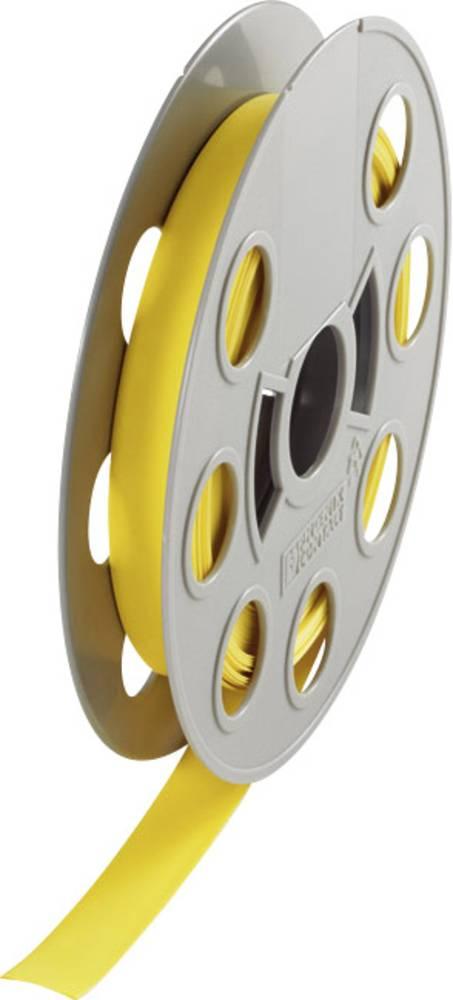Etikete za skrčljive cevi, montaža: vstavljanje, površina: 25000 x 10 mm rumene barve Phoenix Contact WMS 6,4 (EX10)R YE 0800303