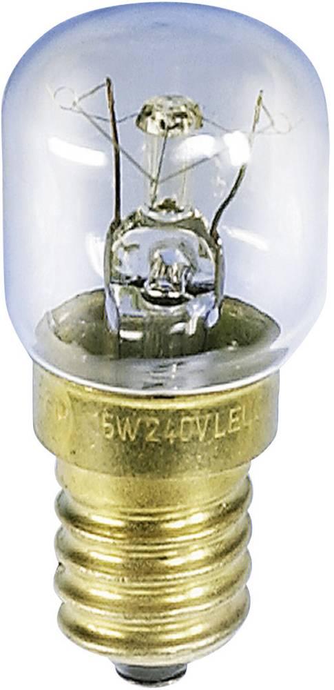 Industrijska žarnica 220 - 260 V 5 - 7 W podnožje=E14 prozorna Barthelme vsebina: 1 kos