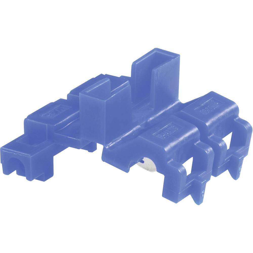 Odcepna spojka, prilagodljiva: 0.75-, togost: 0.75-, št. polov: 2, 3M 80-0140-0087-3, 1 kos, modre barve