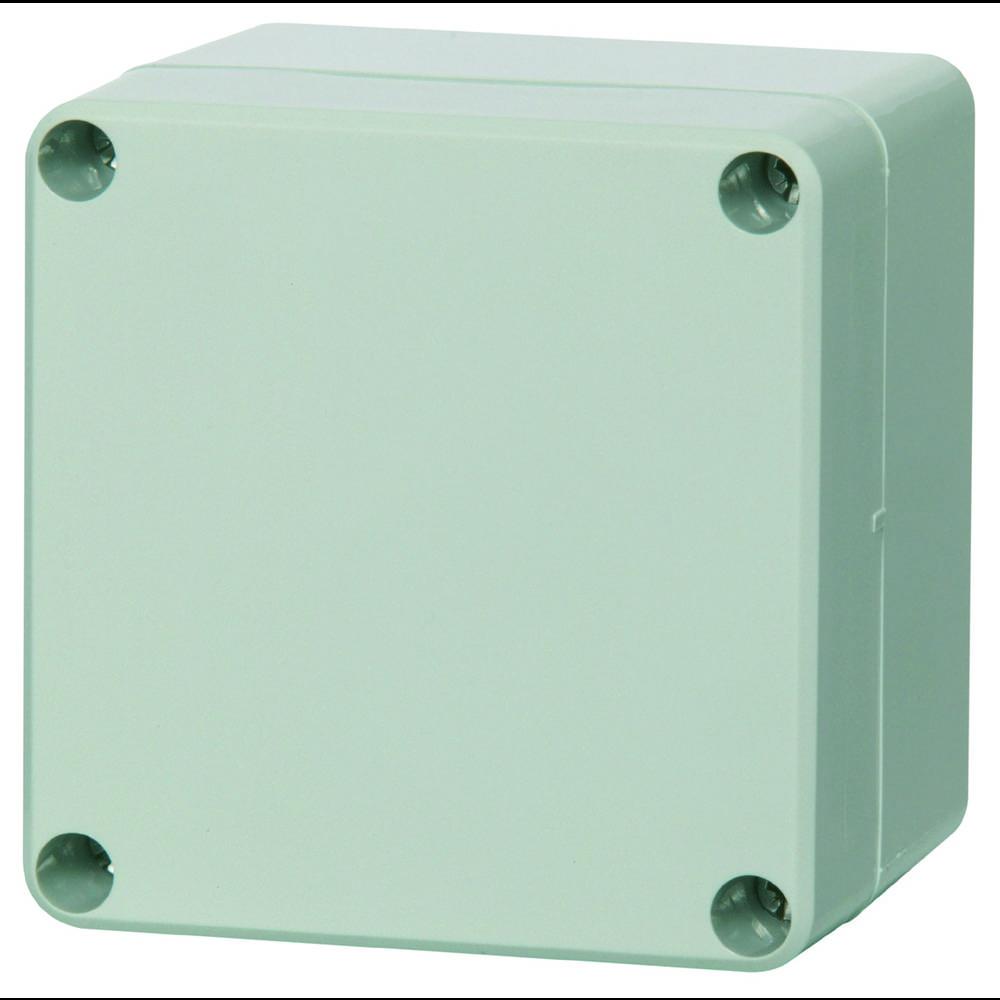 Universalkabinet 80 x 82 x 65 Polycarbonat Lysegrå (RAL 7035) Fibox PC 080807 1 stk