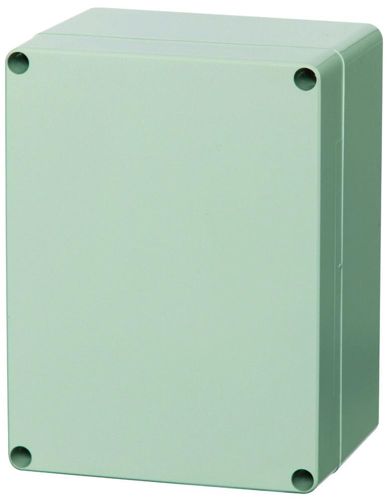 Universalkabinet 120 x 160 x 90 Polycarbonat Lysegrå (RAL 7035) Fibox PC 121609 1 stk