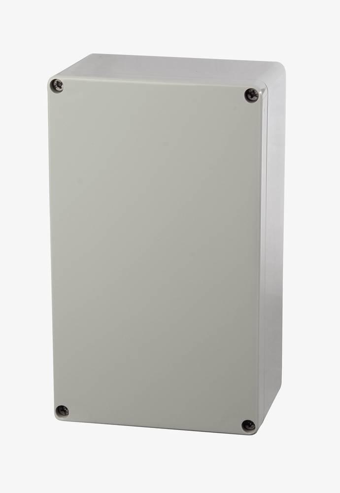 Universalkabinet 120 x 200 x 75 Polycarbonat Lysegrå (RAL 7035) Fibox PC 122008 1 stk