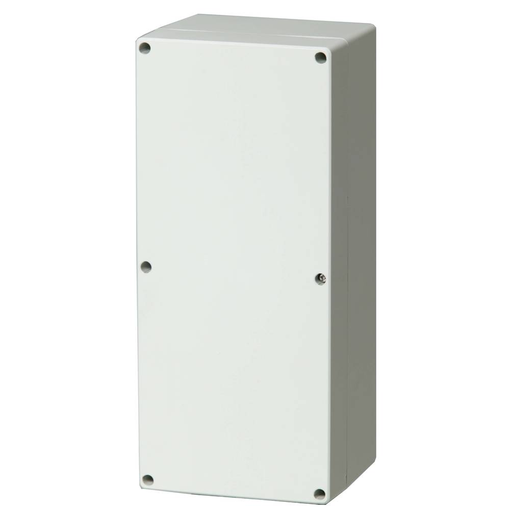 Universalkabinet 150 x 340 x 120 Polycarbonat Lysegrå (RAL 7035) Fibox PC 153412 1 stk
