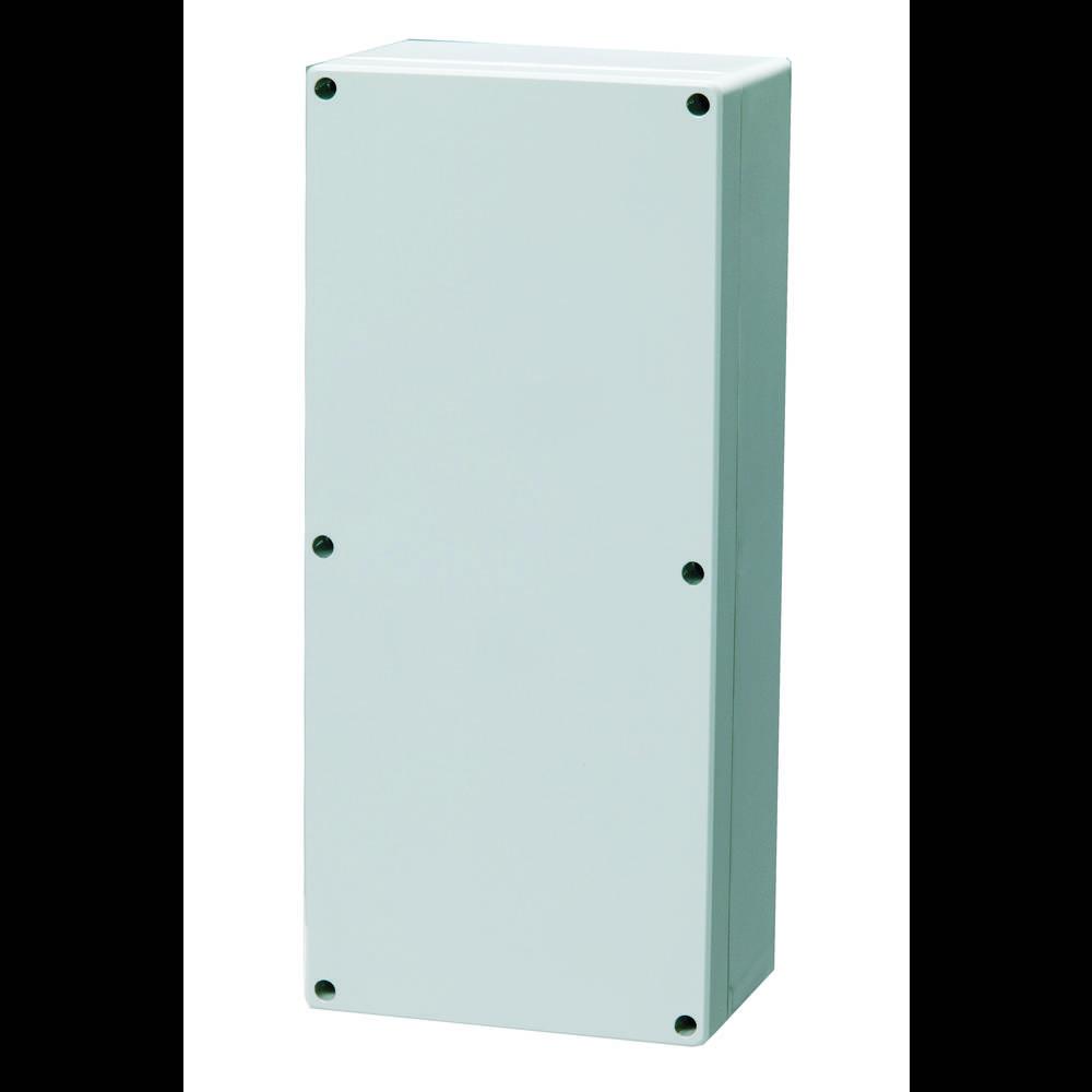Universalkabinet 160 x 360 x 100 Polycarbonat Lysegrå (RAL 7035) Fibox PC 163610 1 stk