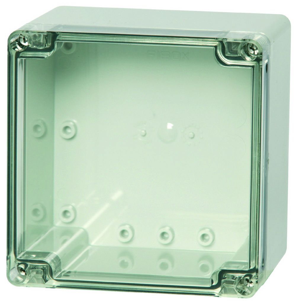 Universalkabinet 120 x 122 x 95 Polycarbonat Fibox PCT 121210 1 stk