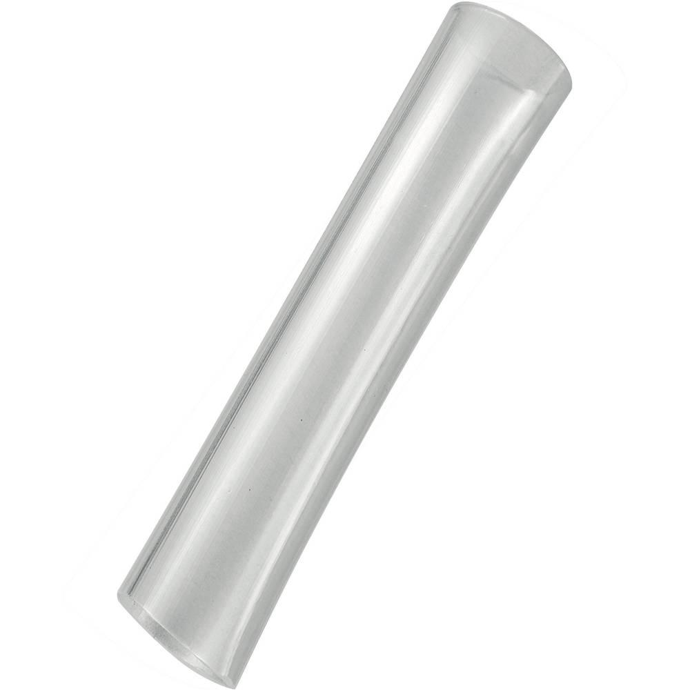 PVC-izolirna cev, notranji premer: 10 mm prozorne barve PVC100TR Conrad Components vsebuje: meterski snop