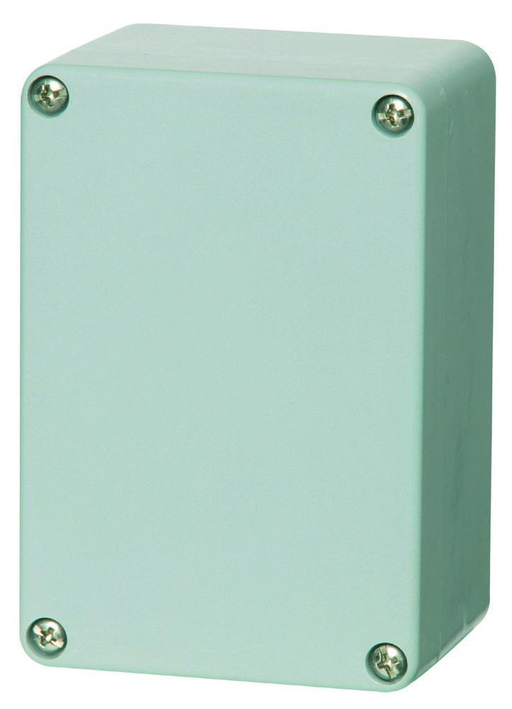 Universalkabinet 75 x 110 x 55 Polyester Sølvgrå (RAL 7001) Fibox P 081106 1 stk