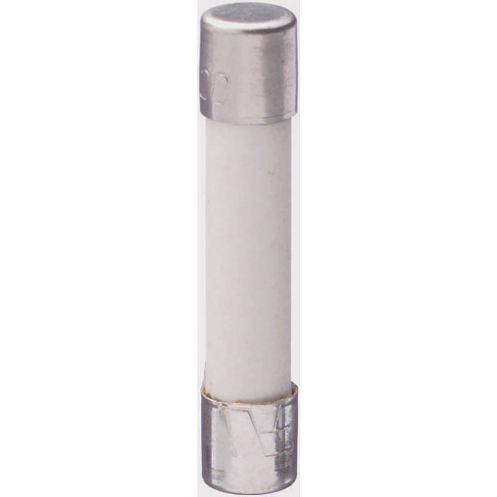Finsikring (Ø x L) 6.4 mm x 31.8 mm 6 A Superhurtig -FF- ESKA GBB 6A Indhold 100 stk