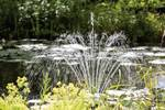 Stainless steel fountain pump