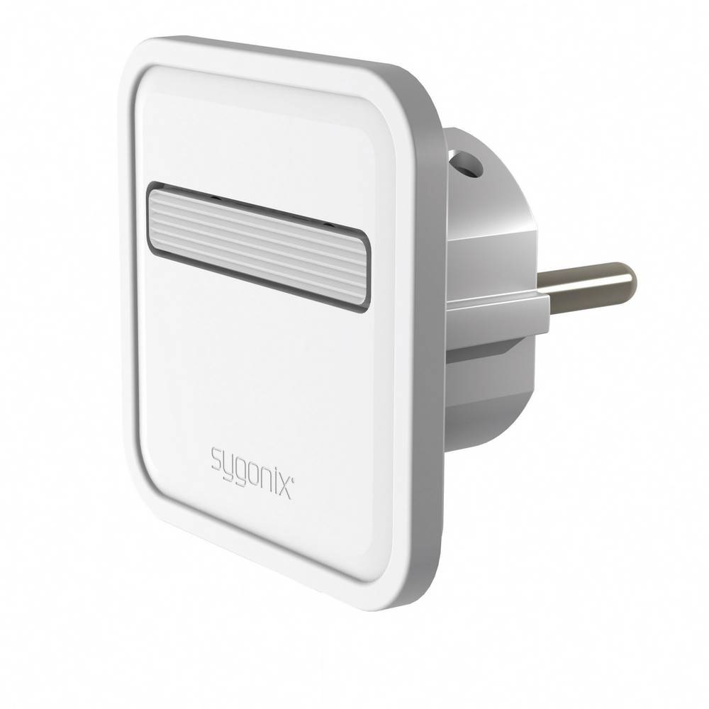 Sygonix 33986W ploščato stikalo,bela