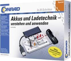 Undervisningssæt Conrad Components Akkus und Ladetechniken fra 14 år
