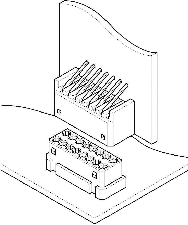 Jst 08r Jed Socket Enclosure
