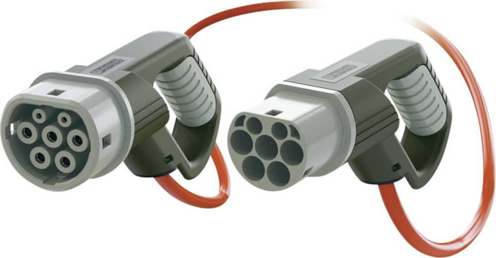 eMobility polnilni kabel Phoenix Contact 1404876 [ tip 2 - tip 2] 4 m