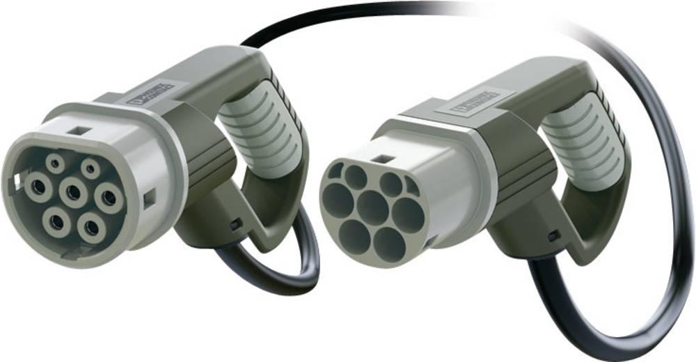 eMobility polnilni kabel Phoenix Contact 1405193 [ tip 2 - tip 2] 4 m