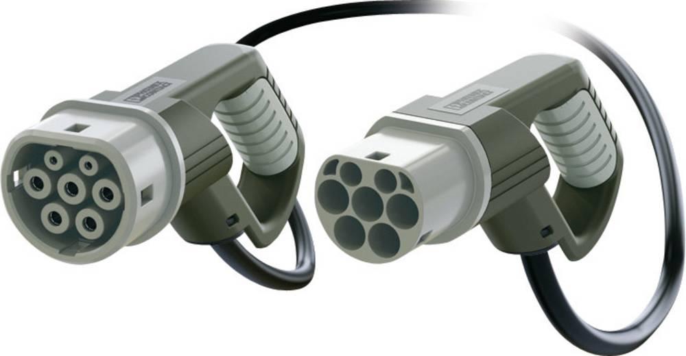 eMobility polnilni kabel Phoenix Contact 1404877 [ tip 2 - tip 2] 4 m