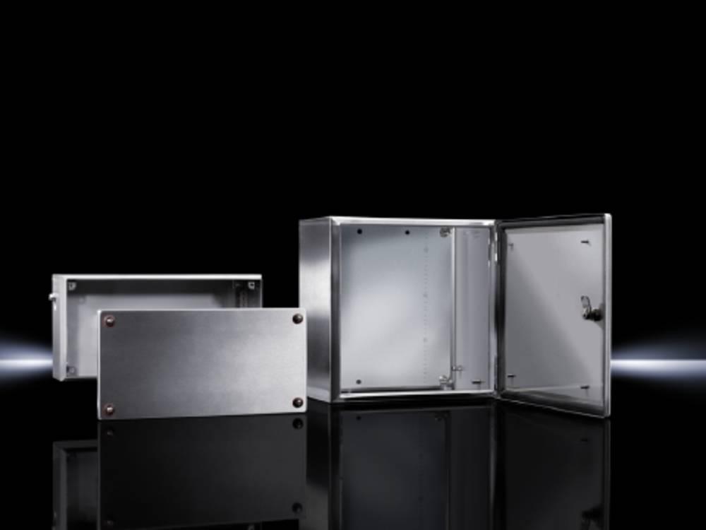 Installationskabinet Rittal EX 9407.600 760 x 760 x 300 Rustfrit stål 1 stk