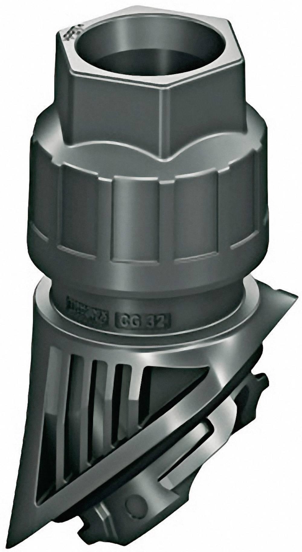 Kabelski vijačni konektor M40 za ohišje sklopke HC-B-G-M40-PLRBK Phoenix Contact vsebuje: 1 kos