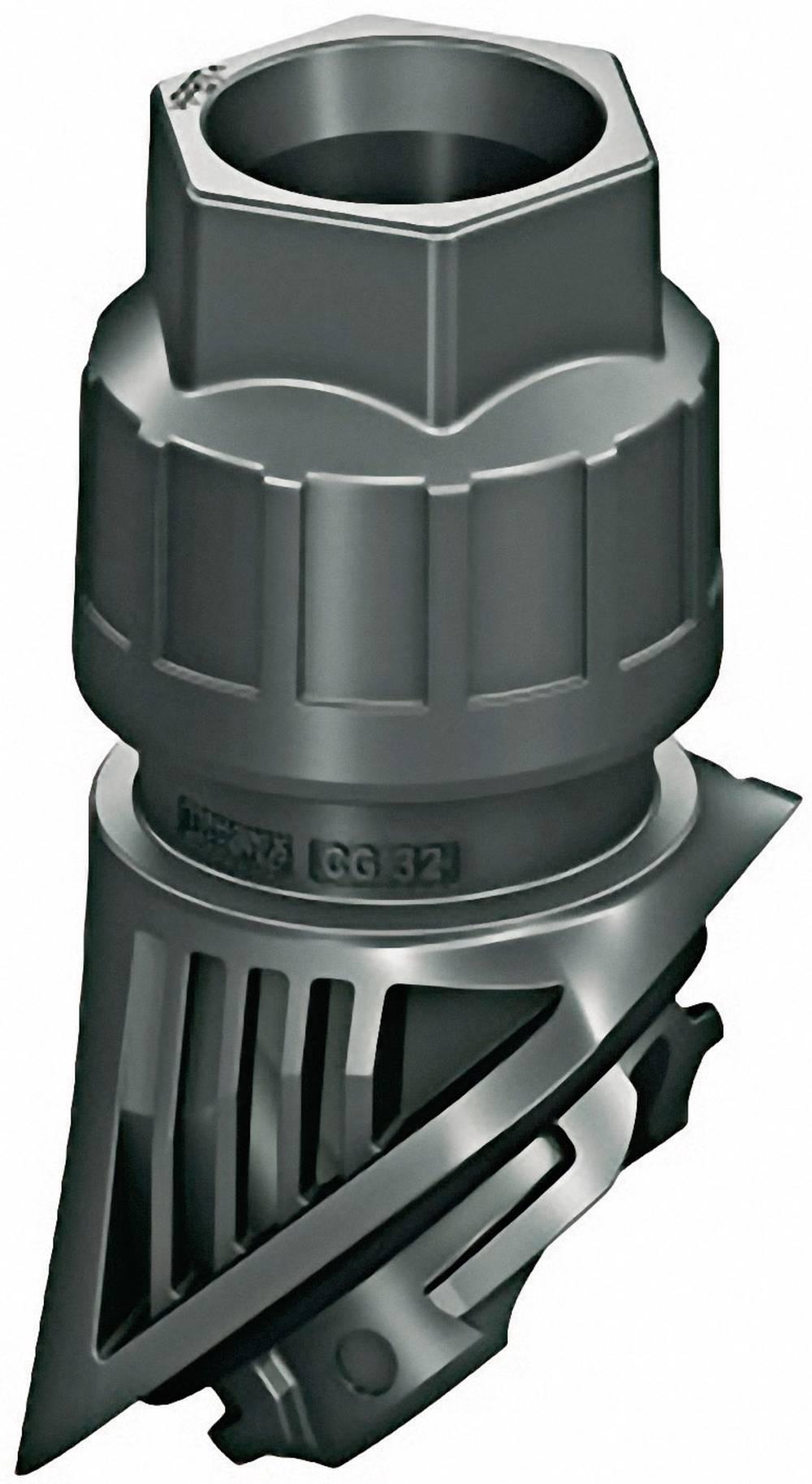 Industristikforbindelse Amphenol C146 Phoenix Contact HC-B-G-M25-PLRBK 1 stk