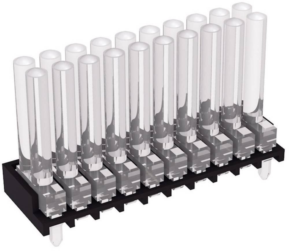 Miniaturna večdelna optična vlakna, stoječa Mentor 1296.7012 primeren za SMD LED 0603