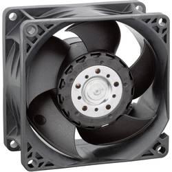 Aksial ventilator 24 V/DC 222 m³/h (L x B x H) 80 x 80 x 38 mm EBM Papst 8214 JH4