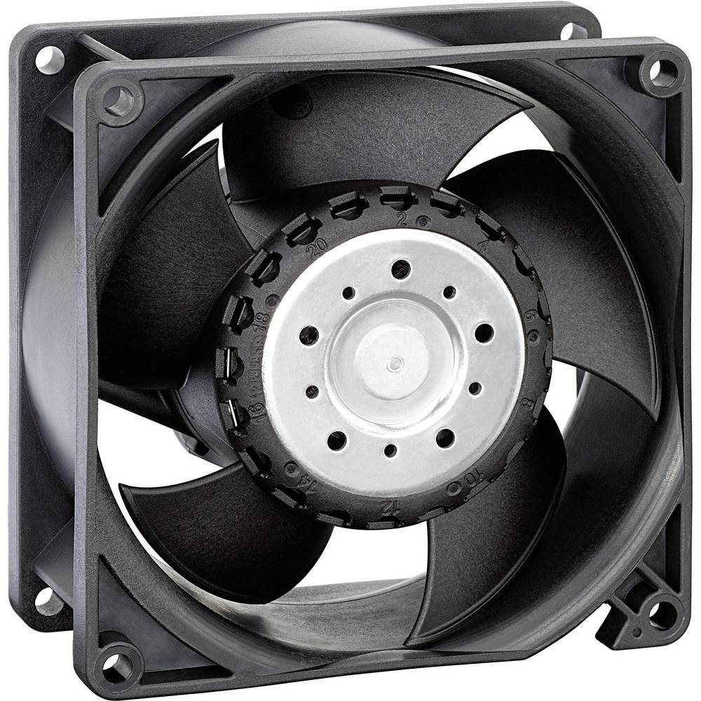 Aksialni ventilator 230 V/AC 80 m/h (D x Š x V) 80 x 80 x 32 mm EBM Papst AC 8300 H