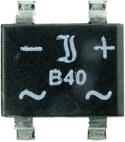Mosni ispravljač TRU Components TC-ABS6 SO-4 600 V 0.8 A jednofazni