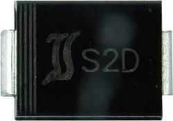 Si-ispravljačka dioda TRU Components TC-S2Y DO-214AA 2000 V 2 A