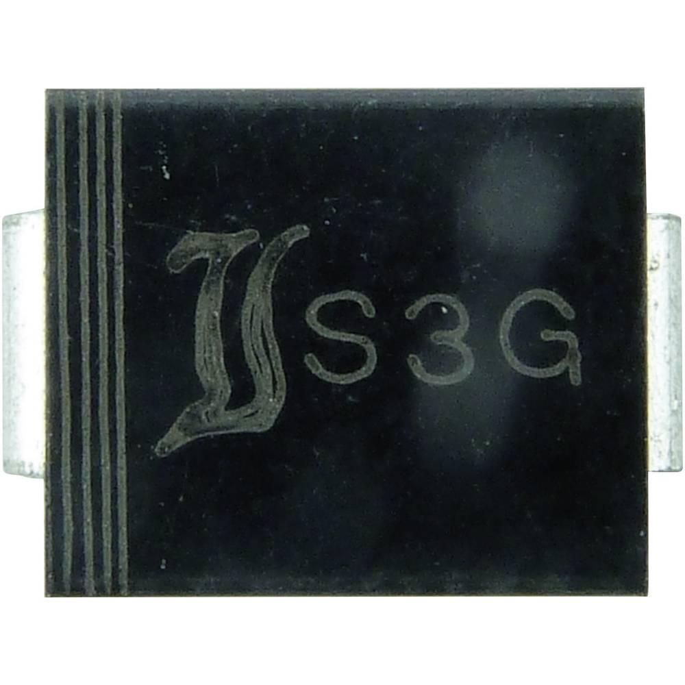 Hitra Si-usmerniška dioda Diotec FR3J DO-214AB 600 V 3 A