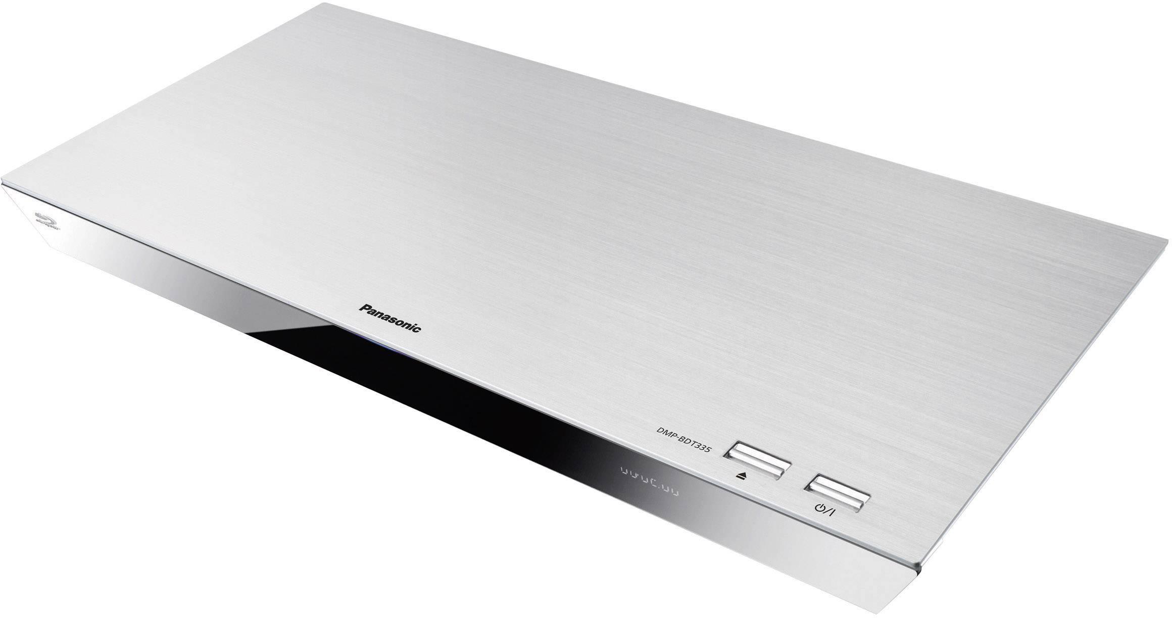 Panasonic DMP-BDT335EG Blu-ray Player Driver