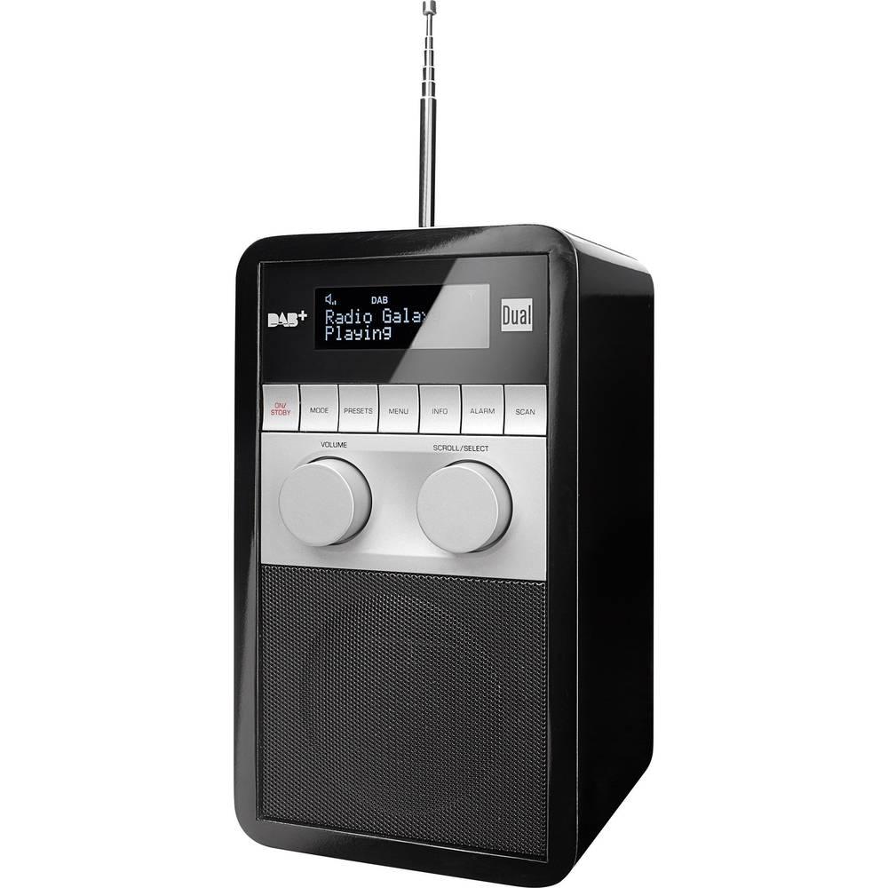 Dual Dab 31 Digitalradio Bathroom Radio Black