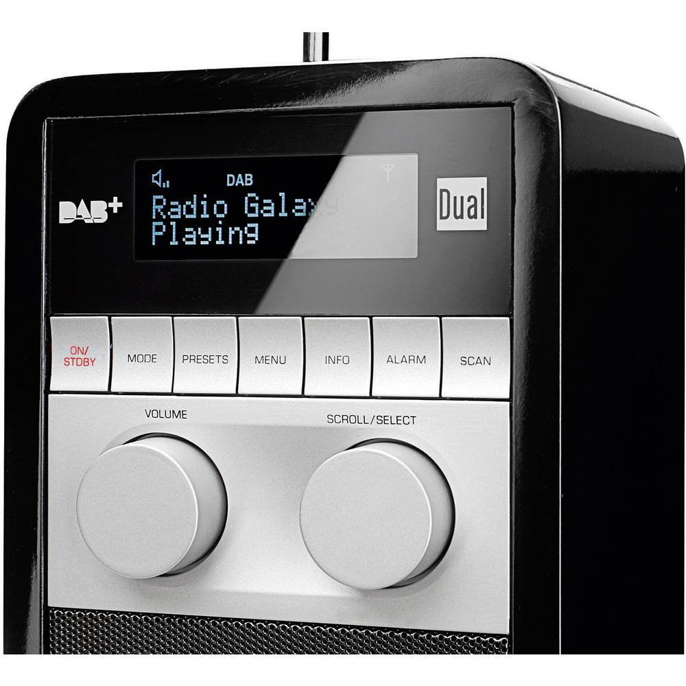 Dual Dab 31 Digitalradio Bathroom Radio