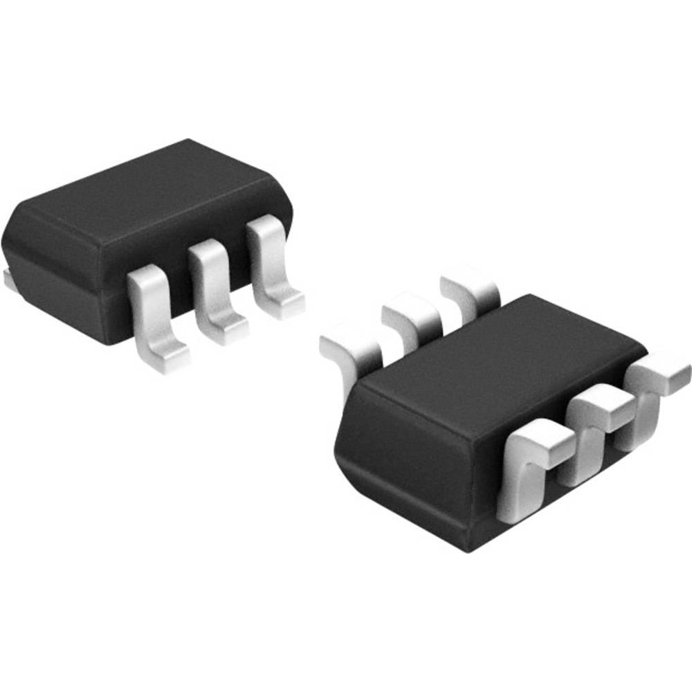 Niskofrekvencijska dioda Infineon BAV99S (Quad), kućište:SOT-363, I(F): 200 mA BAV 99 S (Quad) Infineon Technologies