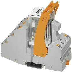 Relækomponent 1 stk Phoenix Contact RIF-4-RPT-LV-230AC/2X21 Nominel spænding: 230 V/AC Brydestrøm (max.): 9 A 2 x omskifter