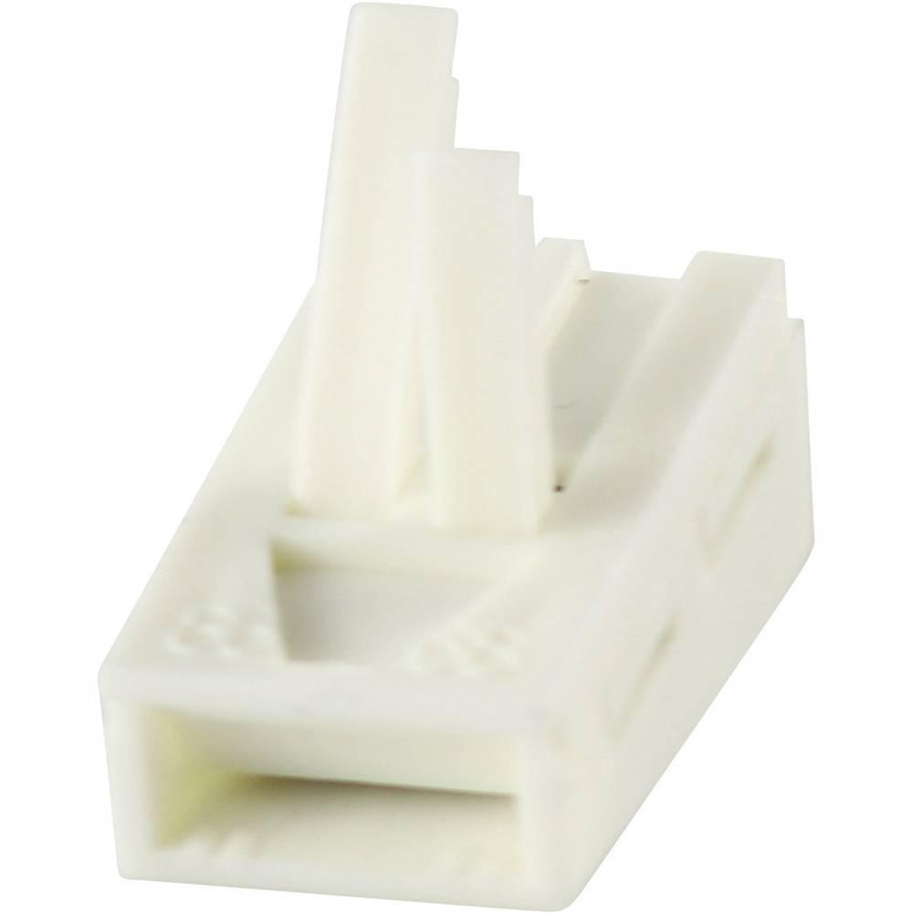 spojnik in razvodnik,fleksibilen: 0.5-1 mm starr: 0.5-1 mm št.polov: 2 1 kos bela
