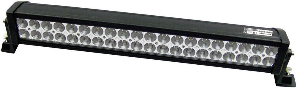 Radno LED-prednje svjetlo, 120W, 10-30 V, (Ĺ x V x G) 610 x115 x 85 mm, 7.800 lm 20198