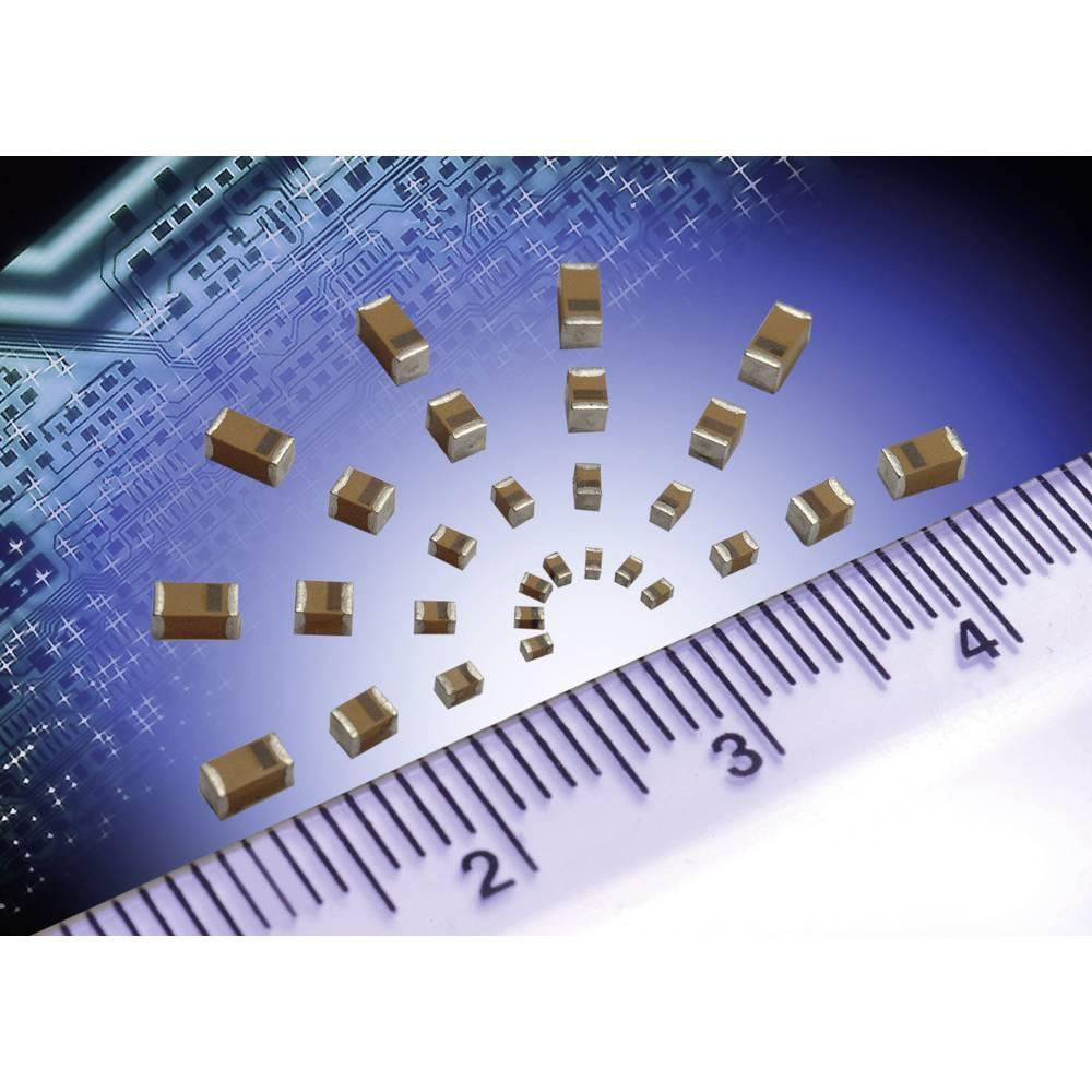 Tantal kondenzator SMD 10 µF 25 V 10 % (D x Š x V) 6 x 3.2 x 2.6 mm AVX TPSC106K025R0300 500 kom.