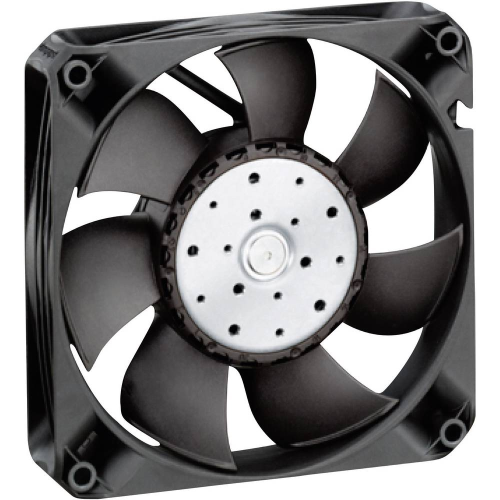 Aksialni ventilator 12 V/DC 225 m/h (D x Š x V) 119 x 119 x 25 mm EBM Papst 4412 FNH