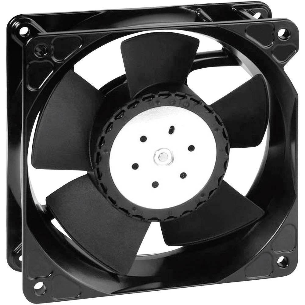 Aksialni ventilator 24 V/DC 570 m/h (D x Š x V) 119 x 119 x 38 mm EBM Papst 4114 N/2H8P