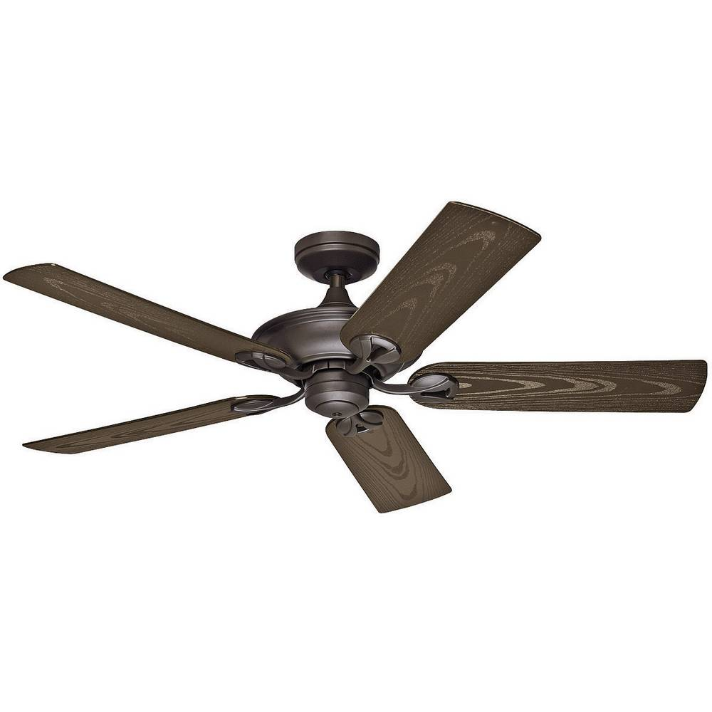 Hunter Maribel New Bronze Ceiling Fan Ø 132 Cm Wing Colour Walnut Case