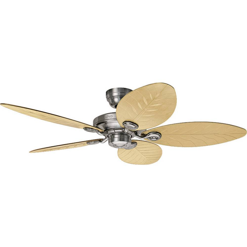 Hunter Outdoor Elements Arod Ceiling Fan Ø 132 Cm Wing Colour Willow Green Case Aluminium